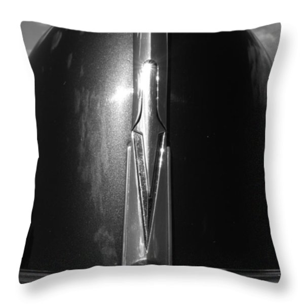 V8 Throw Pillow by Bill Gallagher