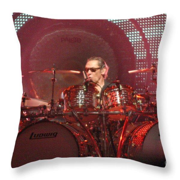 Van Halen-7273 Throw Pillow by Gary Gingrich Galleries