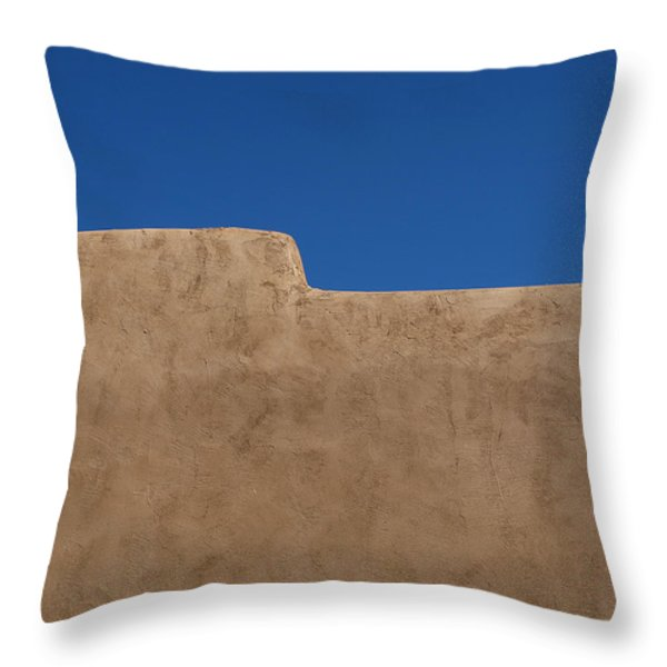 Visual Mantra Throw Pillow by Gia Marie Houck
