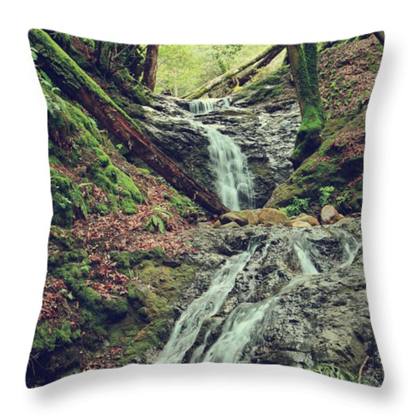 We Were Lost in Love Throw Pillow by Laurie Search