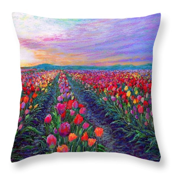 What Dreams Have Come Throw Pillow by Jane Small