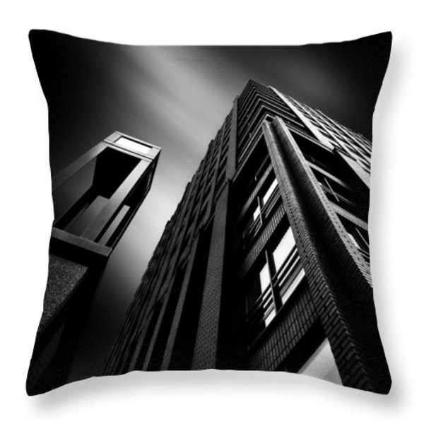 Wijnhaeve Throw Pillow by Dave Bowman