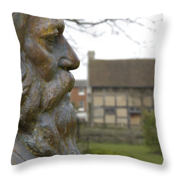 Stratford Throw Pillows for Sale