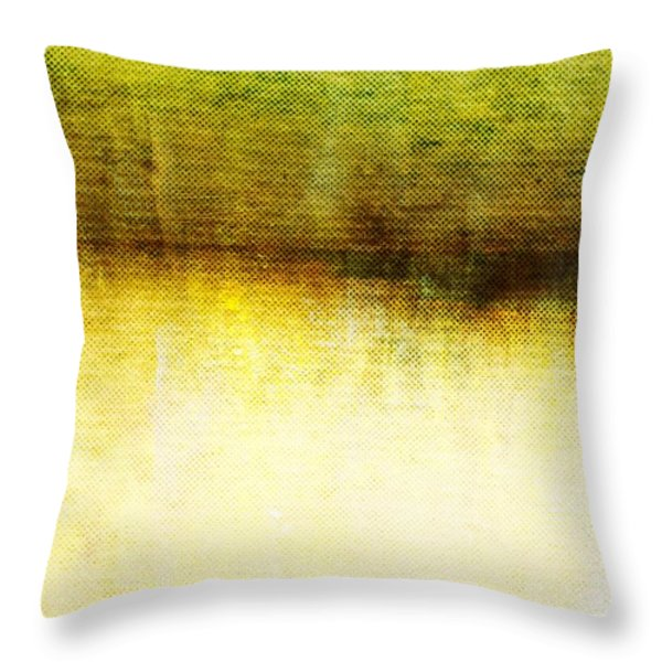 Wither Whispers IIi Throw Pillow by Brett Pfister
