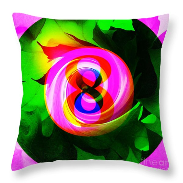 You May Rely On It Throw Pillow by Elizabeth McTaggart
