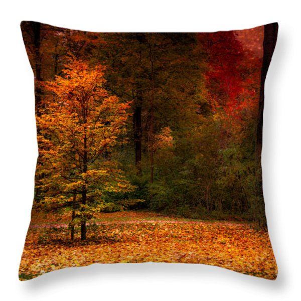 Youth Throw Pillow by Hannes Cmarits