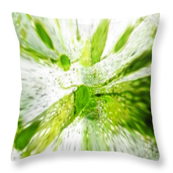 Youthfulness Throw Pillow by TLynn Brentnall