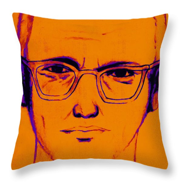Zodiac Killer With Sign 20130213m98 Throw Pillow by Wingsdomain Art and Photography