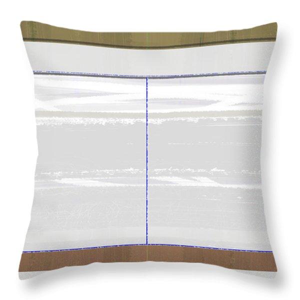 Abstract Light 7 Throw Pillow by Naxart Studio