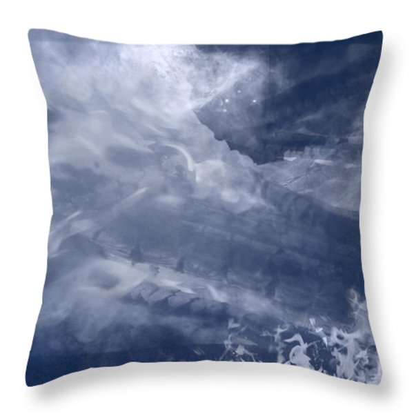 Birth Of A Dream Throw Pillow by Christopher Gaston