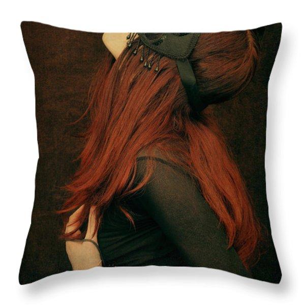 Florence II Throw Pillow by Pawel Piatek