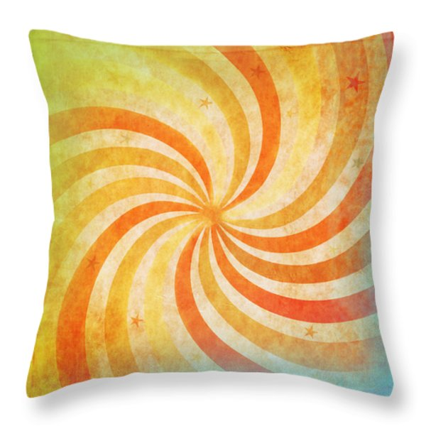 old grunge paper Throw Pillow by Setsiri Silapasuwanchai
