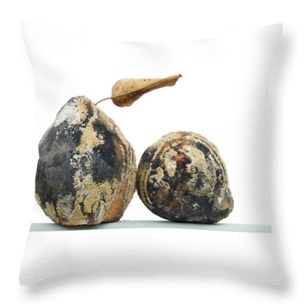 Quinces Throw Pillow by BERNARD JAUBERT