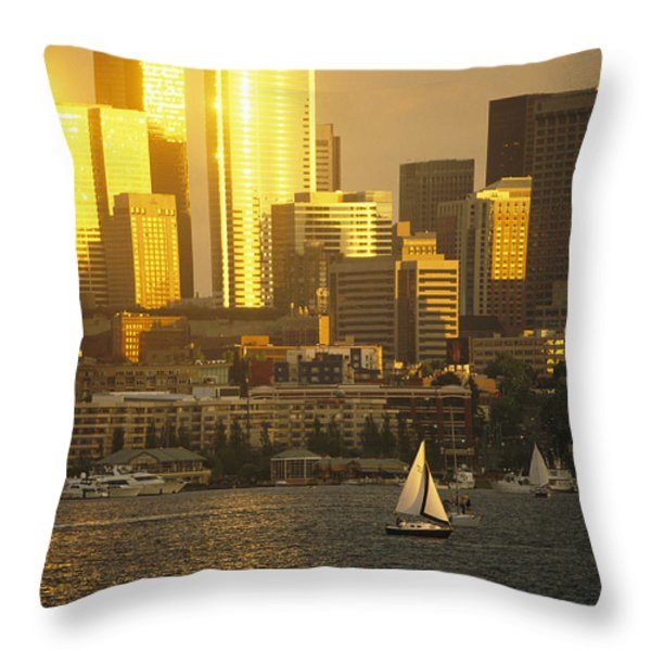 retouched/Q.C.  CWL8200 Throw Pillow by National Geographic