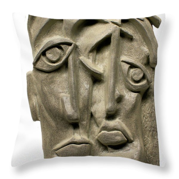 'together' Throw Pillow by Michael Lang