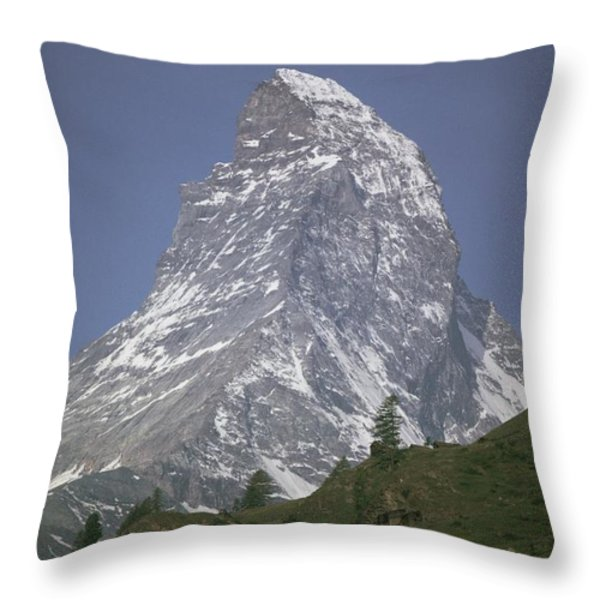 Untitled Throw Pillow by Walter Meayers Edwards