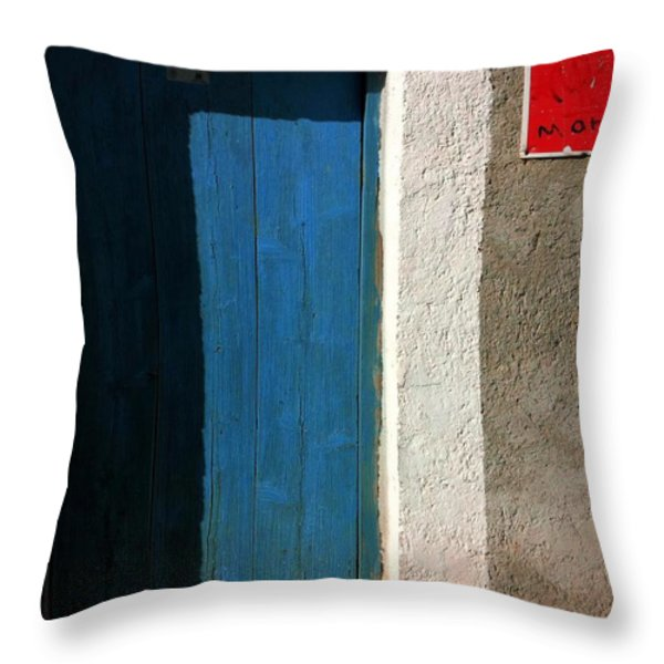 Adds Life 2 Throw Pillow by Skip Hunt