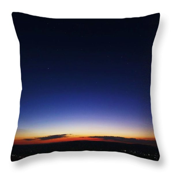 Age is Opportunity Throw Pillow by Mitch Cat