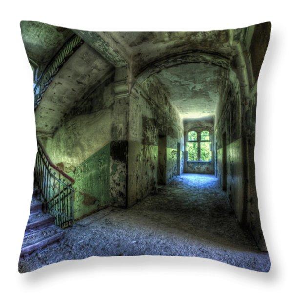 All Beelitz Throw Pillow by Nathan Wright