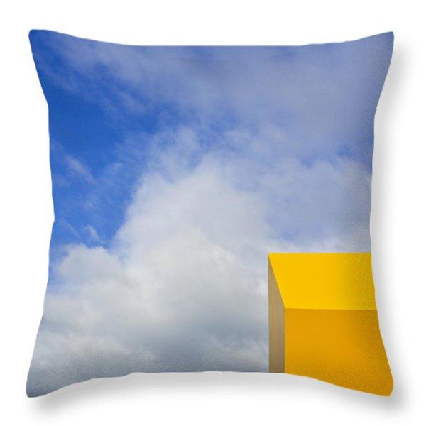 An Artists Interpretation Of A Worm Throw Pillow by Jason Edwards