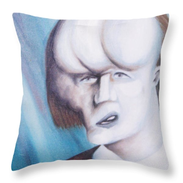 An Education In Humility Throw Pillow by Jon D Gemma
