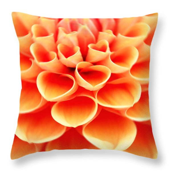 Arise Throw Pillow by Lj Lambert