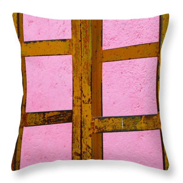 Arisen Throw Pillow by Skip Hunt