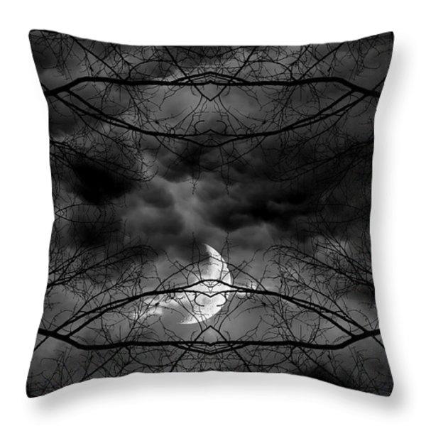 Athena's Bird Throw Pillow by Lourry Legarde