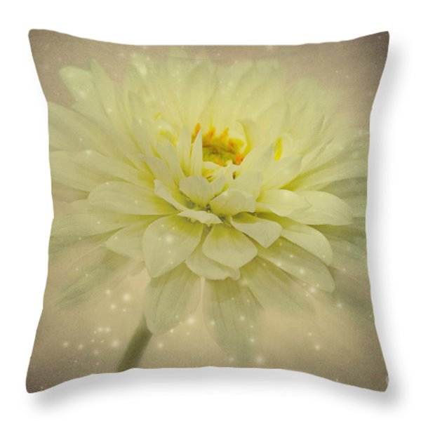 Be a star Throw Pillow by Angela Doelling AD DESIGN Photo and PhotoArt