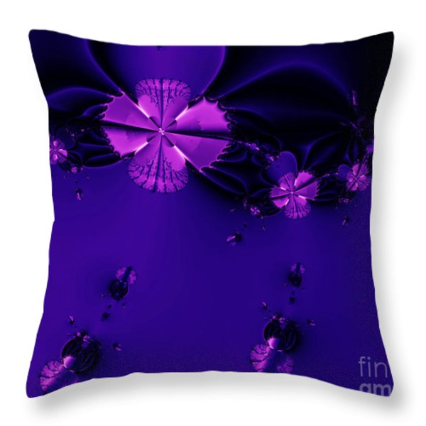 Bumble Beez . S19 Throw Pillow by Wingsdomain Art and Photography