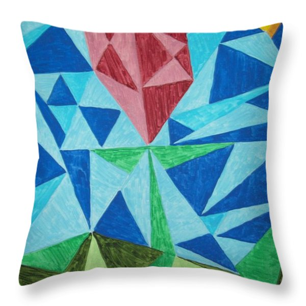 By Any Other Name Throw Pillow by Jimi Bush