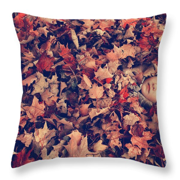 Camouflage 02 Throw Pillow by Aimelle