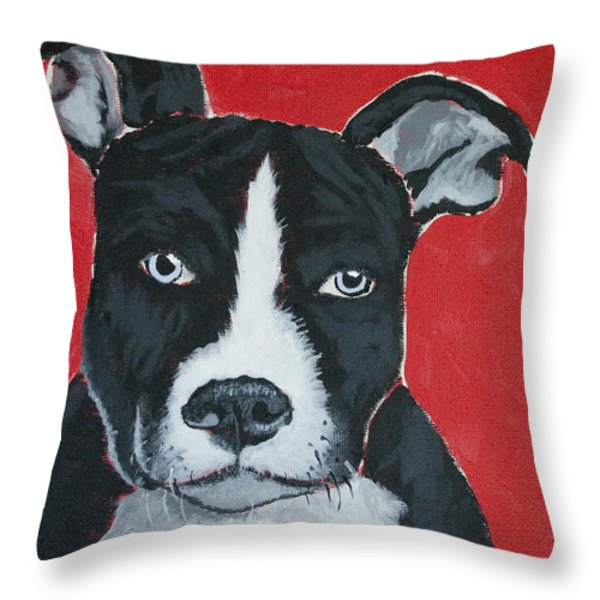 Can I Go Home With You Throw Pillow by Jaime Haney