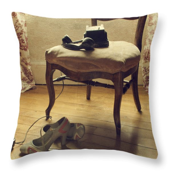 Come Home Throw Pillow by Nomad Art And  Design