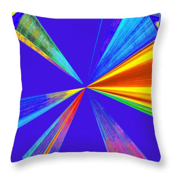 Conceptual 24 Throw Pillow by Will Borden