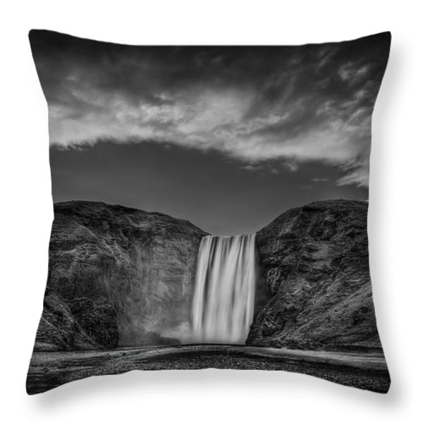 Cool Sensation Throw Pillow by Evelina Kremsdorf