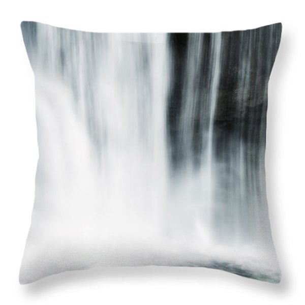 Cumberland Abstract Throw Pillow by Stephanie Frey