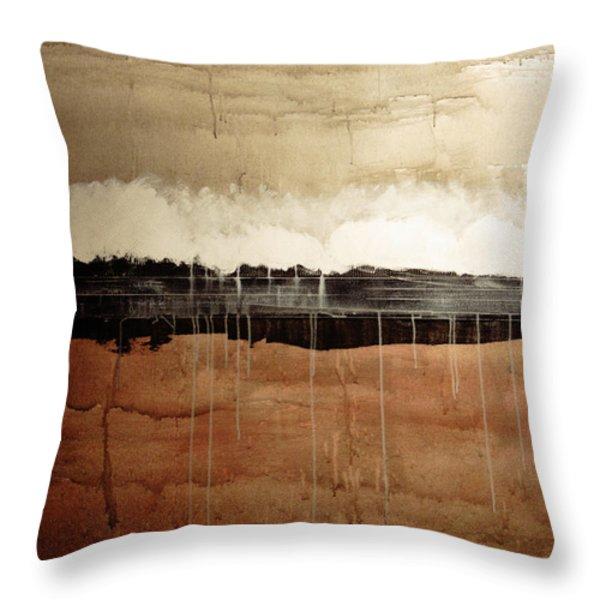 Dawn Throw Pillow by Brian Drake - Printscapes