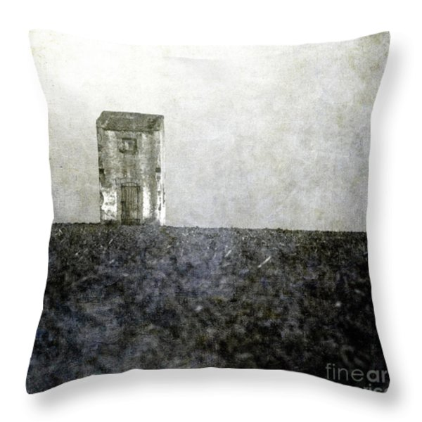 Devocote Throw Pillow by BERNARD JAUBERT
