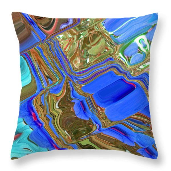 Earth Tones Throw Pillow by Aimee L Maher Photography and Art