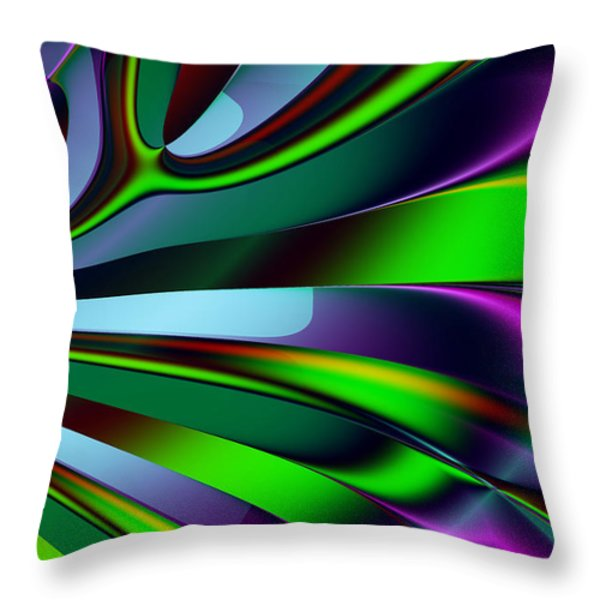Eichler Is Lost . S9 Throw Pillow by Wingsdomain Art and Photography