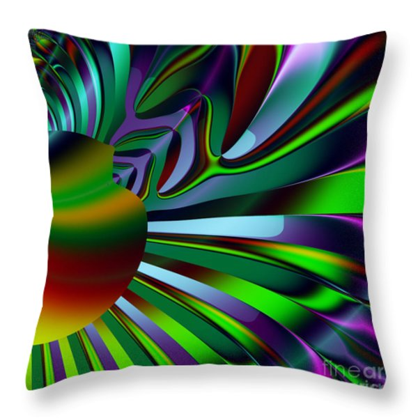 Eichler Is Lost . Square . S9 Throw Pillow by Wingsdomain Art and Photography