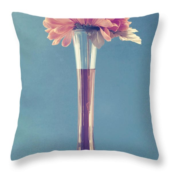 Estillo Vase - S01v3f Throw Pillow by Variance Collections