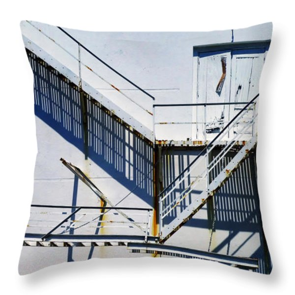 Exclusive Throw Pillow by Skip Hunt