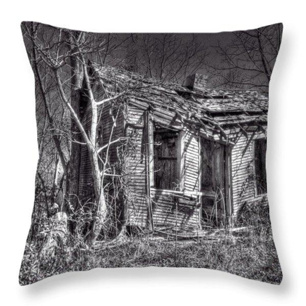 Fallen Throw Pillow by William Fields