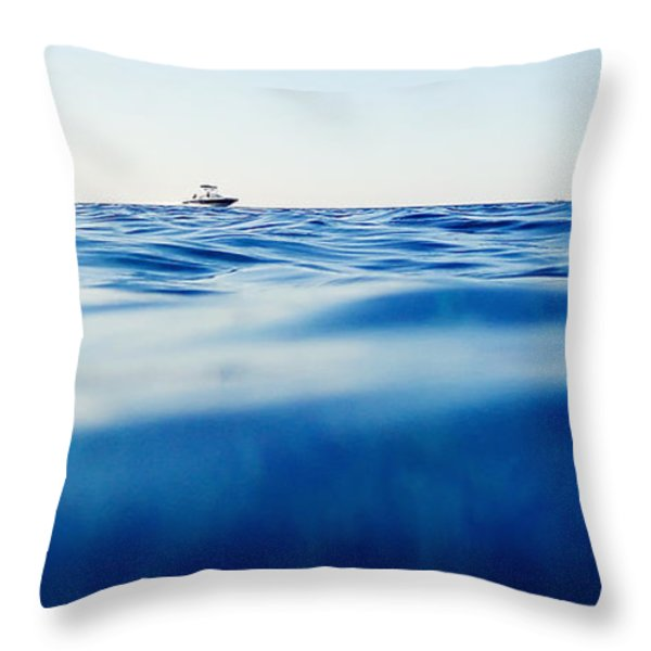 fun time Throw Pillow by Stylianos Kleanthous