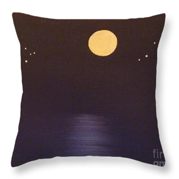 Gemini And Libra Throw Pillow by Alys Caviness-Gober