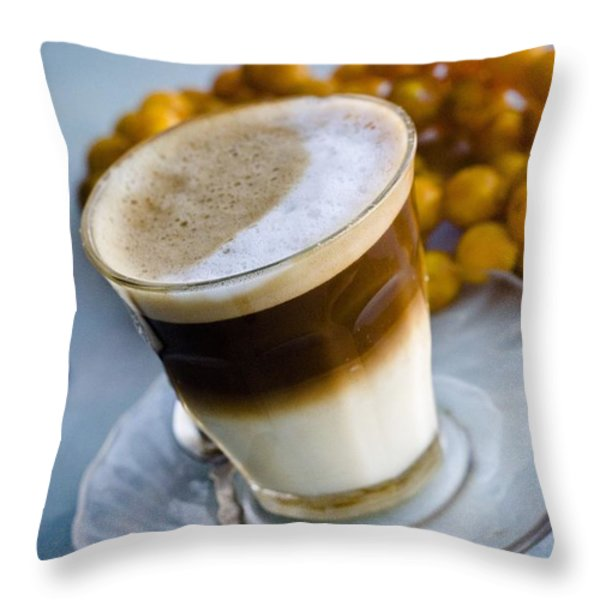 Harar, Ethiopia, Africa Coffee And Throw Pillow by David DuChemin