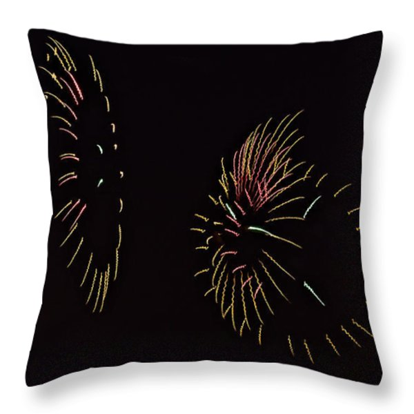 Have a Fifth on the Fourth Throw Pillow by Susan Candelario