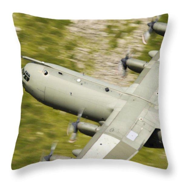 Hercules Throw Pillow by Angel  Tarantella